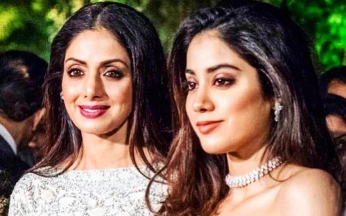 Janhvi Kapoor talks about mom Sridevi first time everafter her untimely death