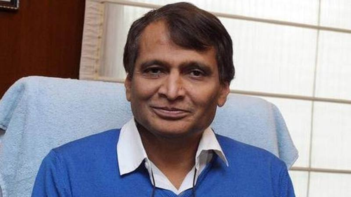 'Digi yatra' facility likely to take off in 2 months: Suresh Prabhu