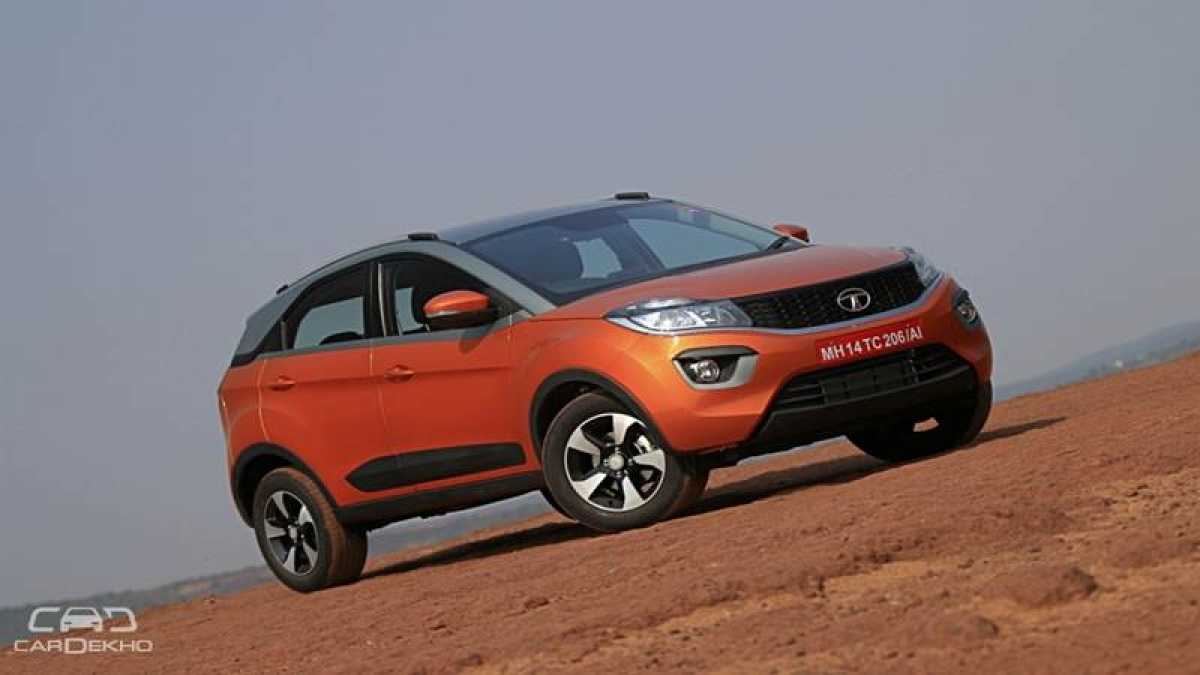 Tata Nexon AMT: More Variants To Launch Soon To Take On Brezza, Ecosport Automatic
