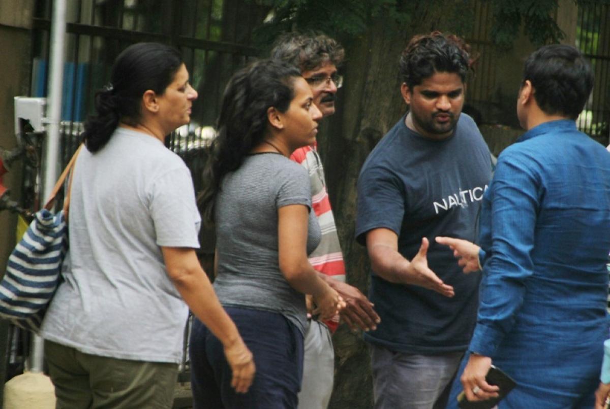 Maharashtra: Bodies of family drown off Ratnagiri coast kept at Shatabdi Hospital morgue; funeral on Wednesday