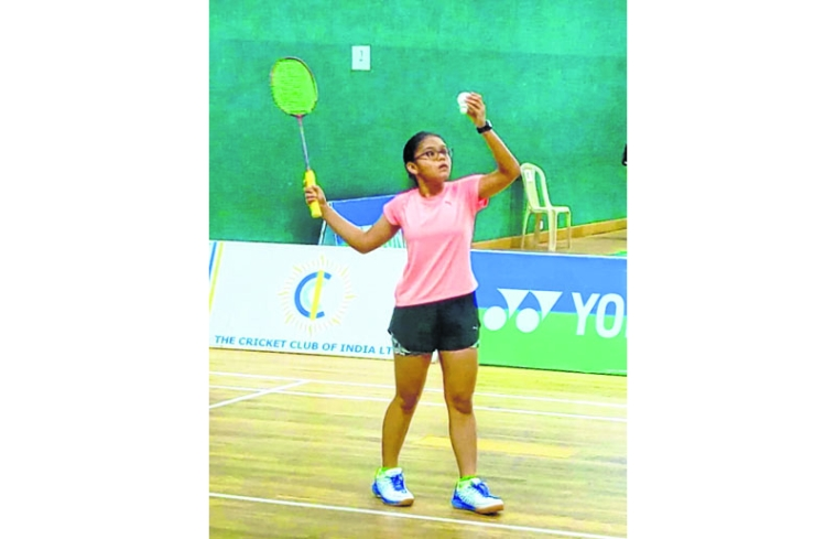 Krisha, Nayshaa march into quarters
