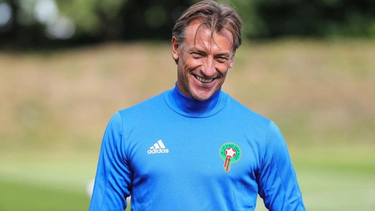 FIFA World Cup 2018: Morocco leave Russia with 'heads held high' says coach Herve Renard
