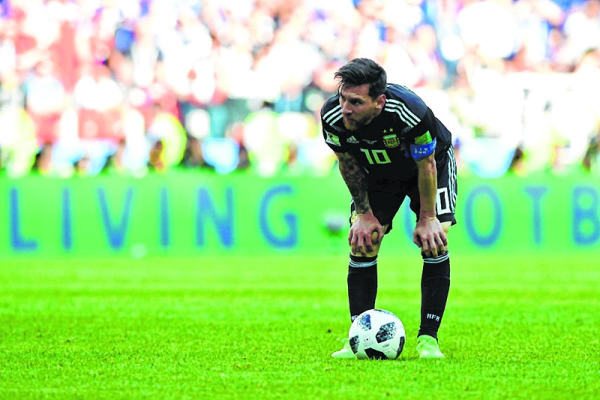 Leo regrets missing penalty