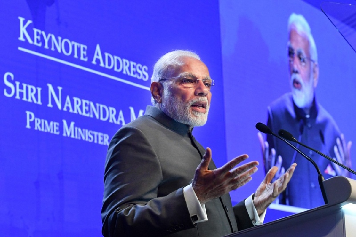 PM Narendra Modi highlights ASEAN's role in establishing peace, security