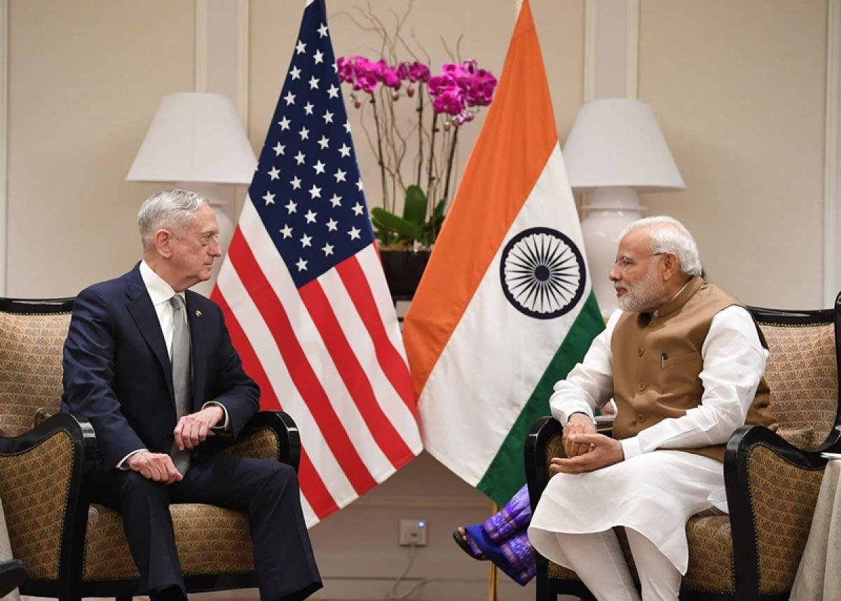 Narendra Modi, Jim Mattis pledge to continue strong US-India strategic partnership
