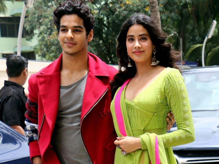 Dhadak New Song: Title track of Janhvi Kapoor and Ishaan Khatter's