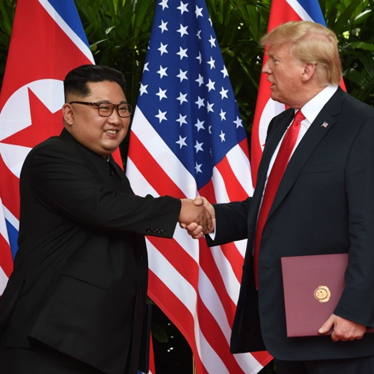 Kim Jong Un-dead: Trump says he is glad to see North Korean leader is 'back and well'