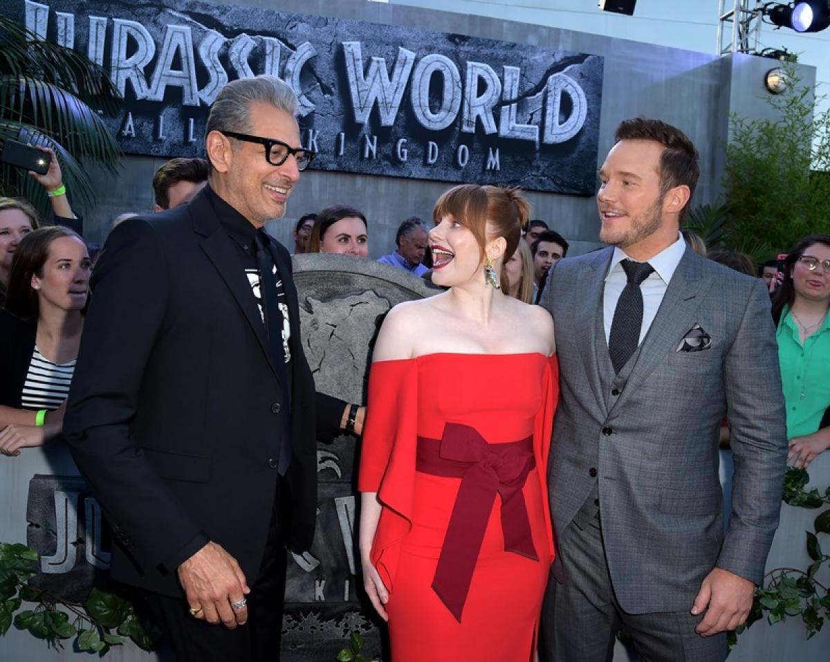 'Jurassic World: Fallen Kingdom' emerges second biggest opener in China