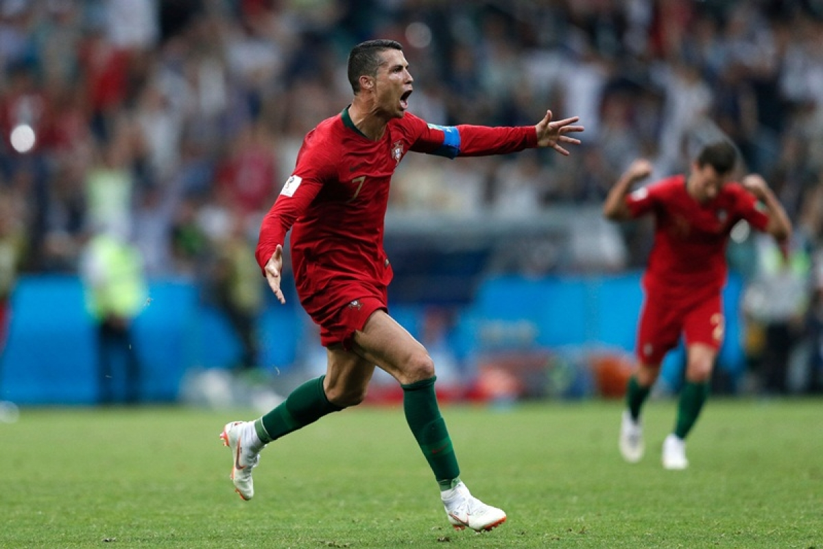 FIFA World Cup 2018: Cristiano Ronaldo scores hat-trick as Portugal and Spain draw 3-3 in World Cup classic