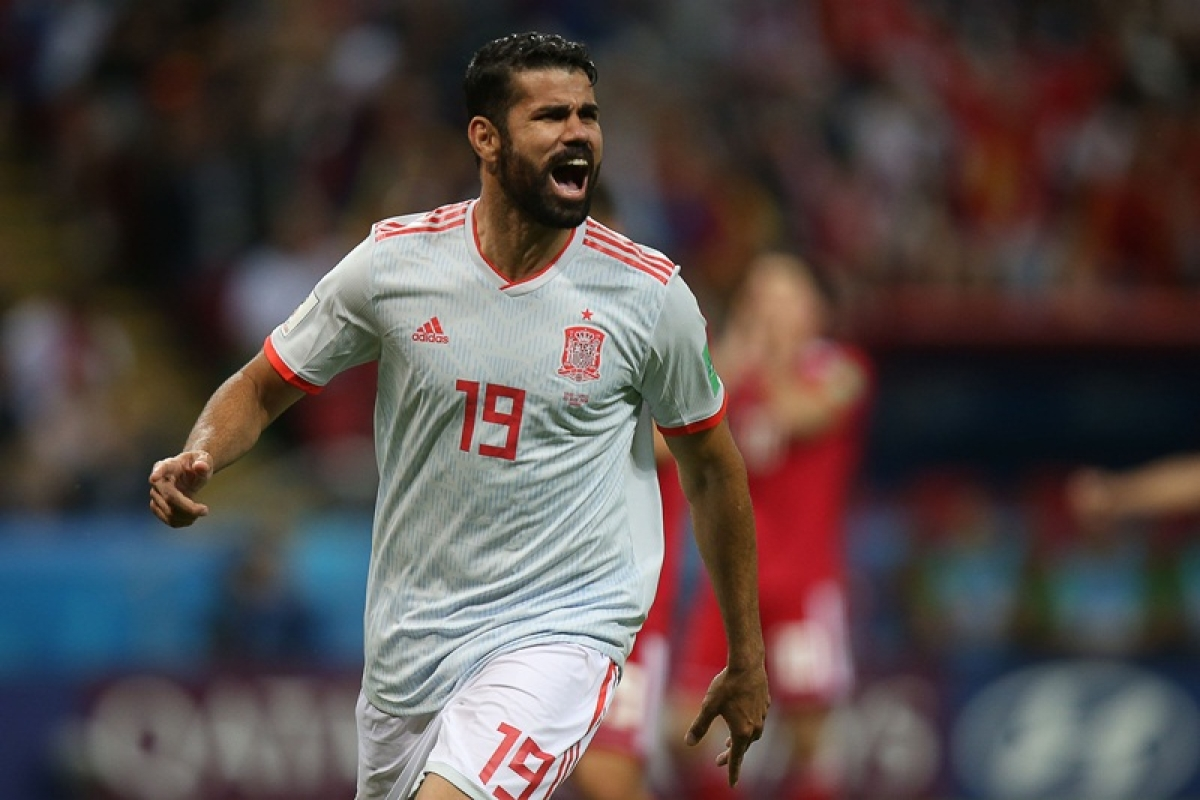 FIFA World Cup 2018: Diego Costa's fluke goal helps Spain win against Iran