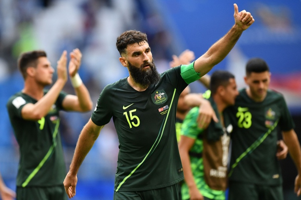 FIFA World Cup 2018: Denmark-Australia encounter in World Cup ends in 1-1 draw