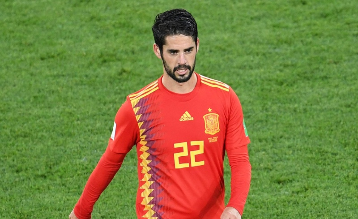 FIFA World Cup 2018: Spain facing 'moment of truth' at World Cup, says Isco
