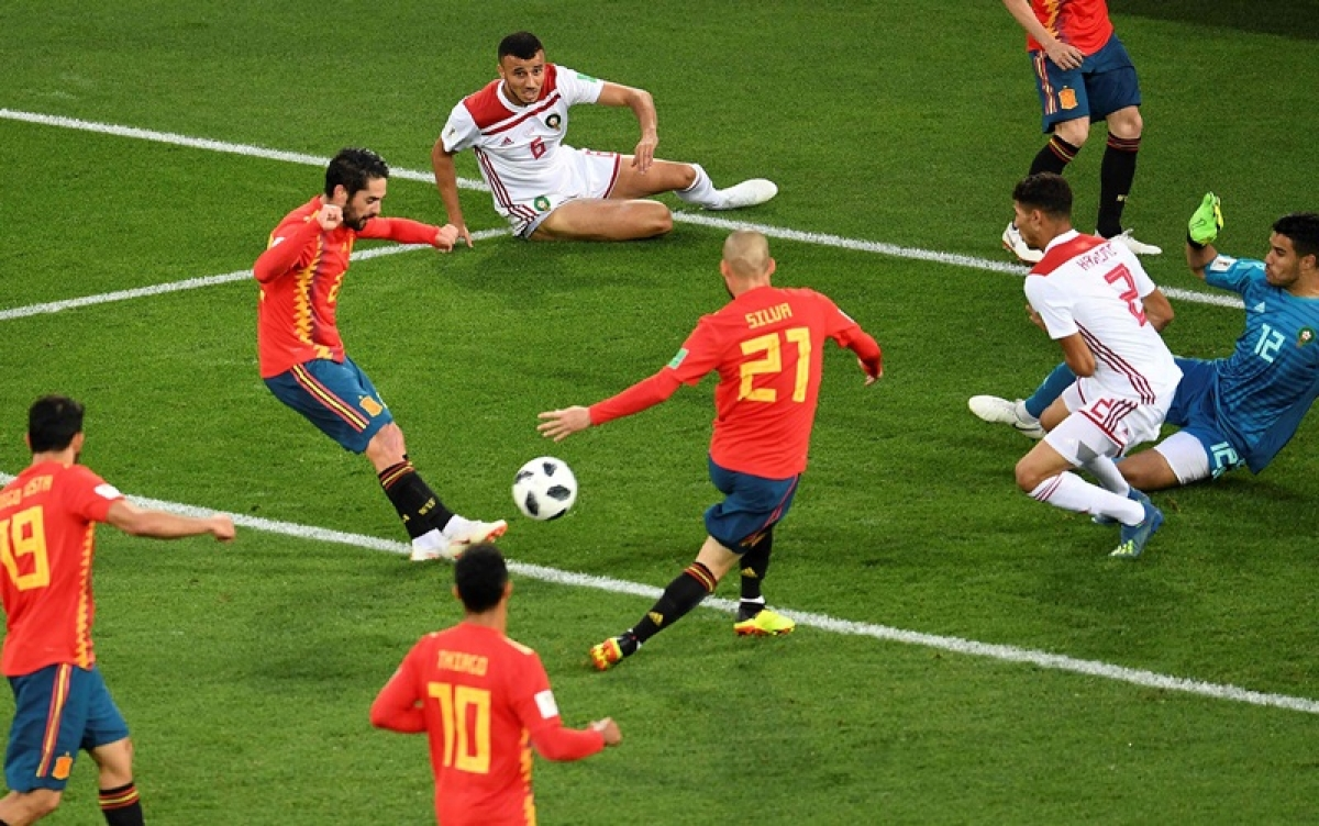 FIFA World Cup 2018: Spain draws 2-2 with Morocco, reaches World Cup round of 16
