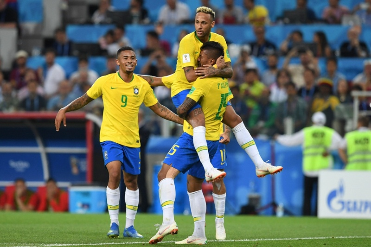 FIFA World Cup 2018: Brazil beat Serbia by 2-0 to enter World Cup pre-quarters