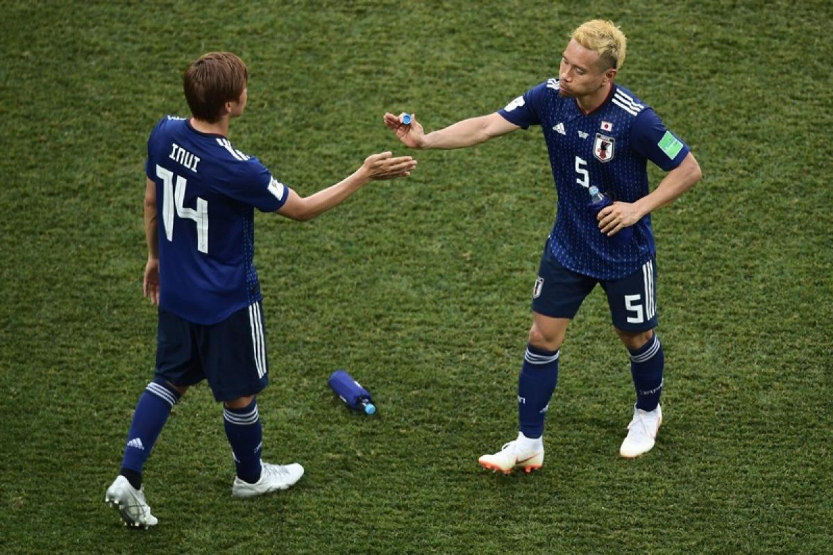 FIFA World Cup 2018: Japan in pre-quarters despite losing to Poland