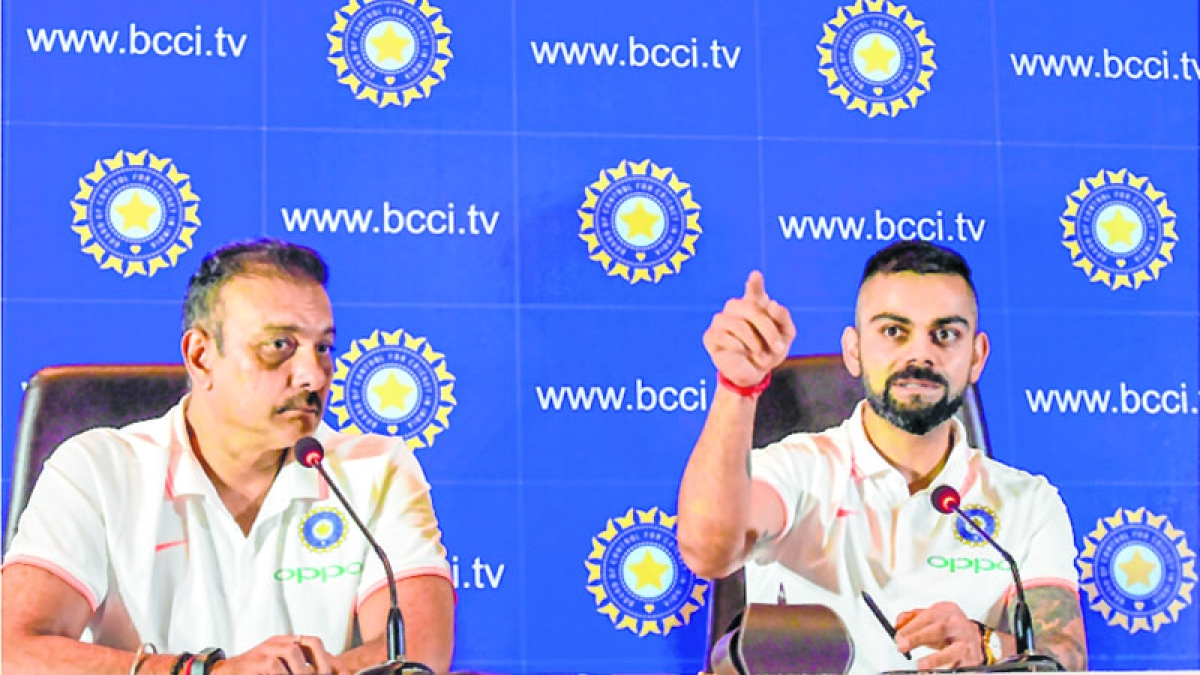 Virat Kohli backs Ravi Shastri to remain as India head coach