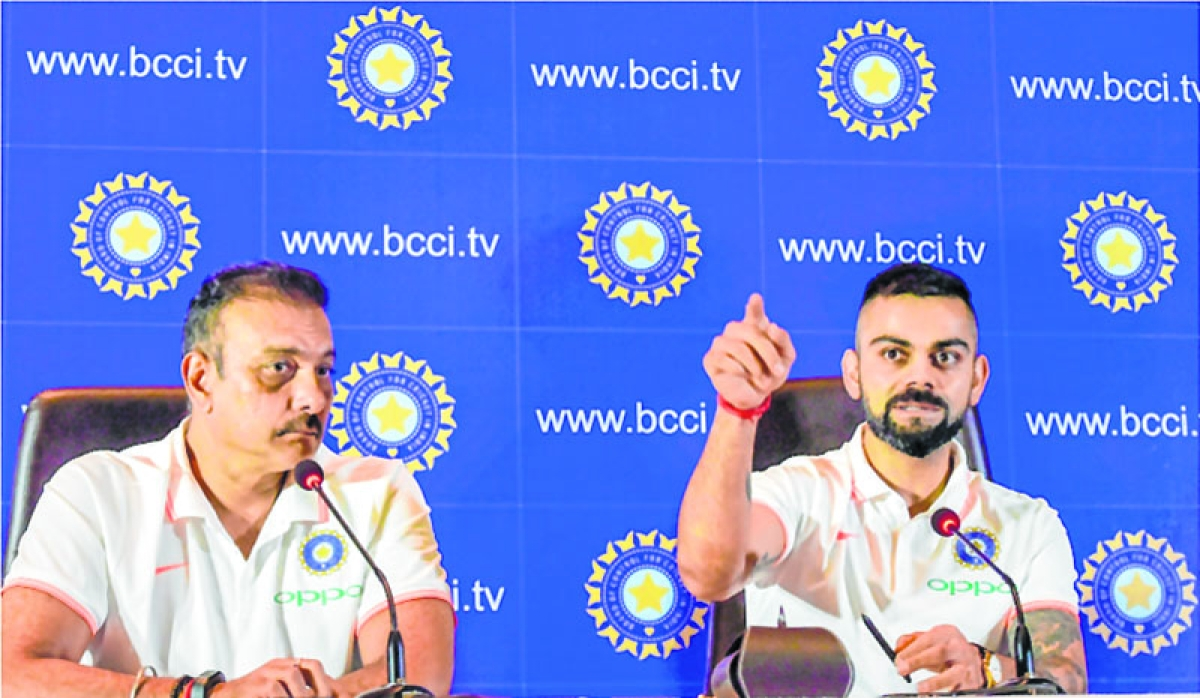 Missing county has been blessing in disguise, says Kohli