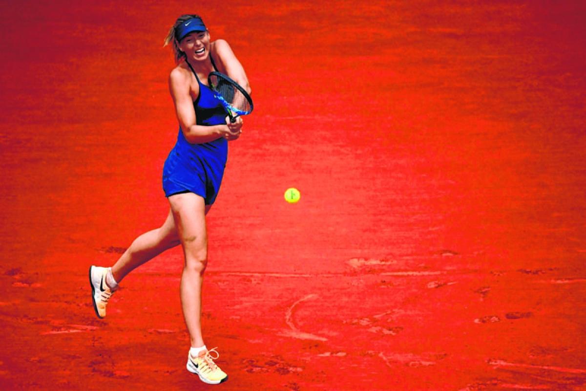 Sharapova, Nadal on song
