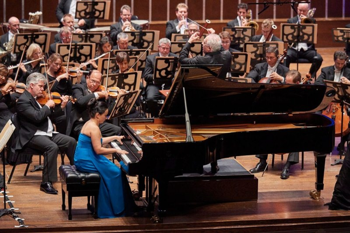 Ukrainian pianist Dinara Klinton: I have deja vu as music triggers a feeling that I have lived in the past