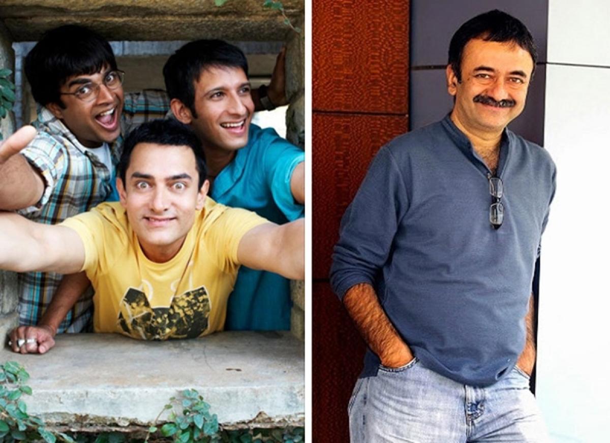 Confirmed! 3 Idiots sequel in the making; Rajkumar Hirani is scripting it