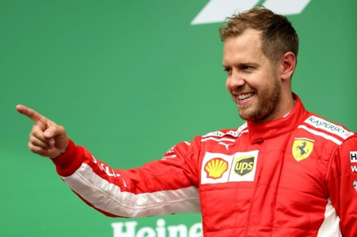 One race, two chequered flags: Sebastian Vettel blasts Canadian Grand Prix gaffe