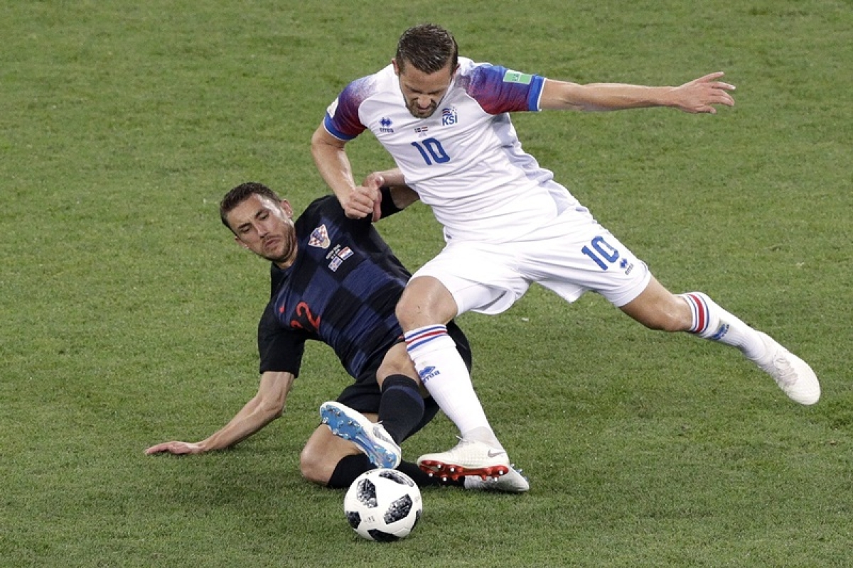 FIFA World Cup 2018: Croatia beat Iceland by 2-1 to top Group D