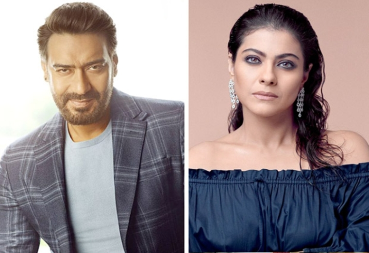 WOW! Ajay Devgn and Kajol come together to support plastic ban