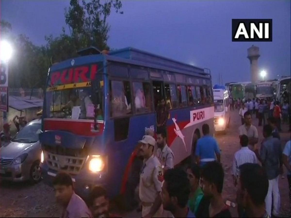 Jammu: First batch of Amarnath Yatra flagged off