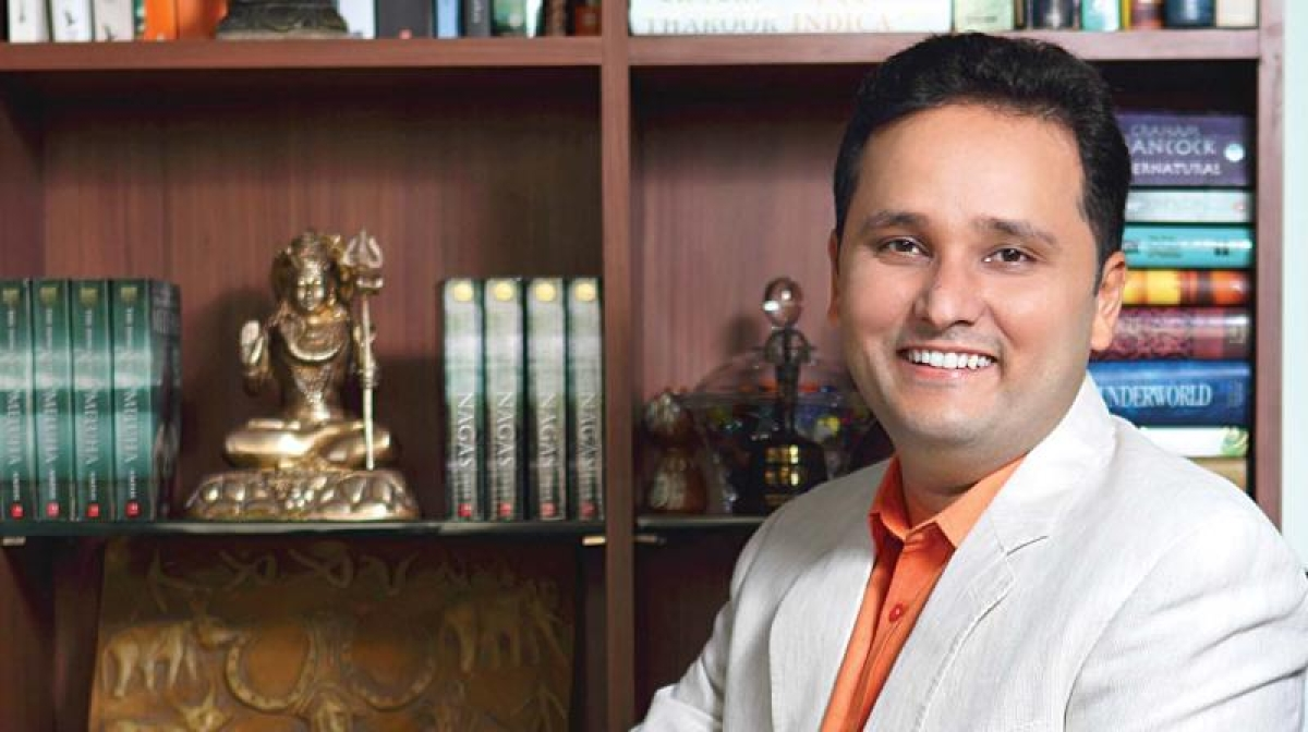 Release of Amish Tripathi's book 'Suheldev & the Battle of Bahraich' postponed