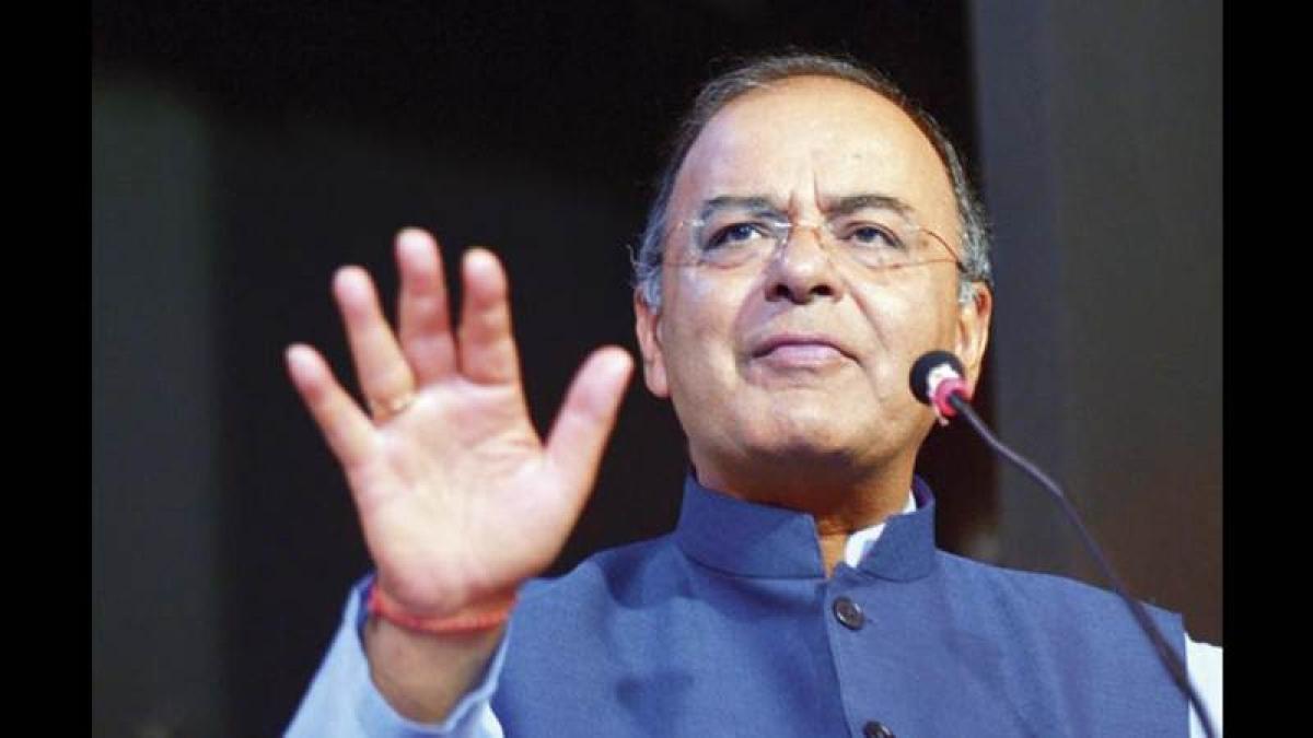 Upper caste quota will not breach 50 per cent SC cap: Finance Minister Arun Jaitley
