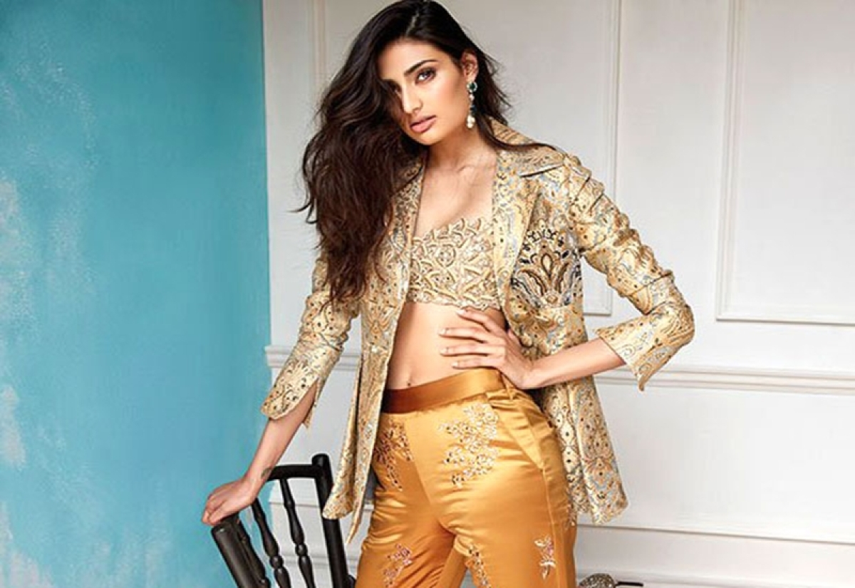 WOW! Athiya Shetty to play 'FOOTBALLER' in her next and here are the details!