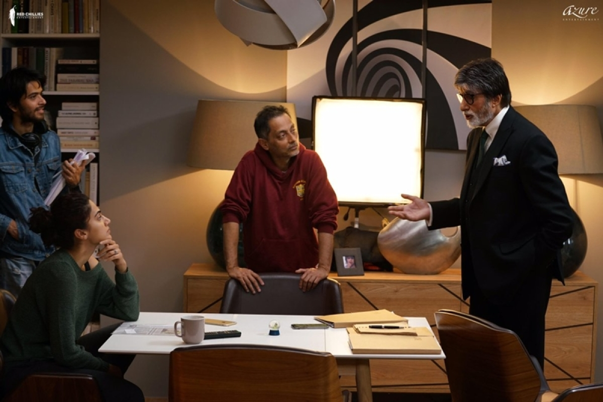 Amitabh Bachchan, Taapsee Pannu starrer 'Badla' to release on this date