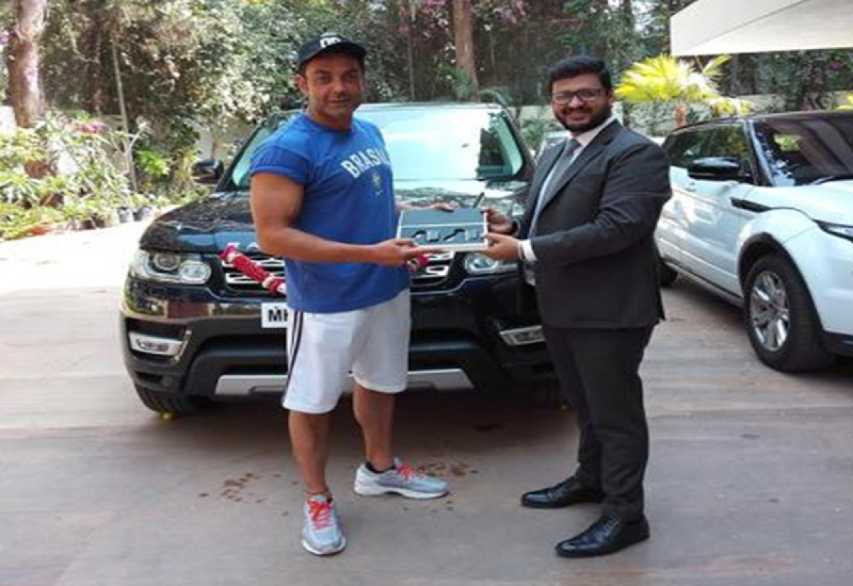 Race 3 success effect? Bobby Deol gifts himself SUV worth Rs 1.2 crore