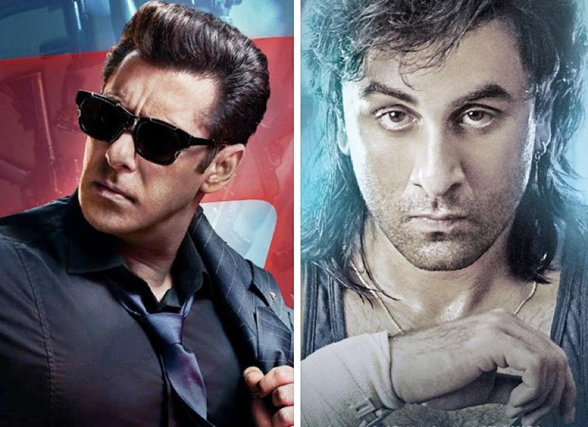 Salman Khan's Race 3 and Ranbir Kapoor's Sanju will release a week apart in Pakistan