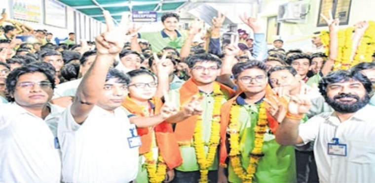 Indore: City students shine in AIIMS