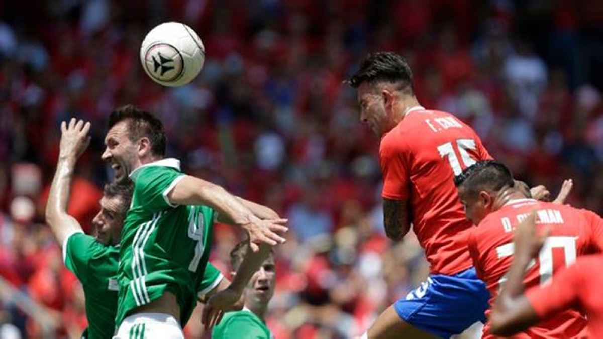 FIFA WC 2018: Costa Rica beats Northern Ireland 3-0 in pre-World Cup friendly