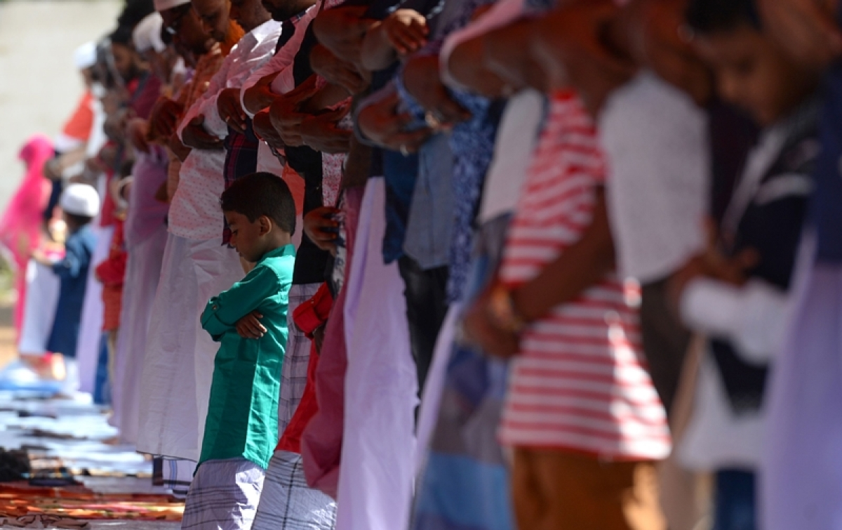 Eid amidst lockdown in Bhopal: No glitter & gleam but spirit of celebration lives on