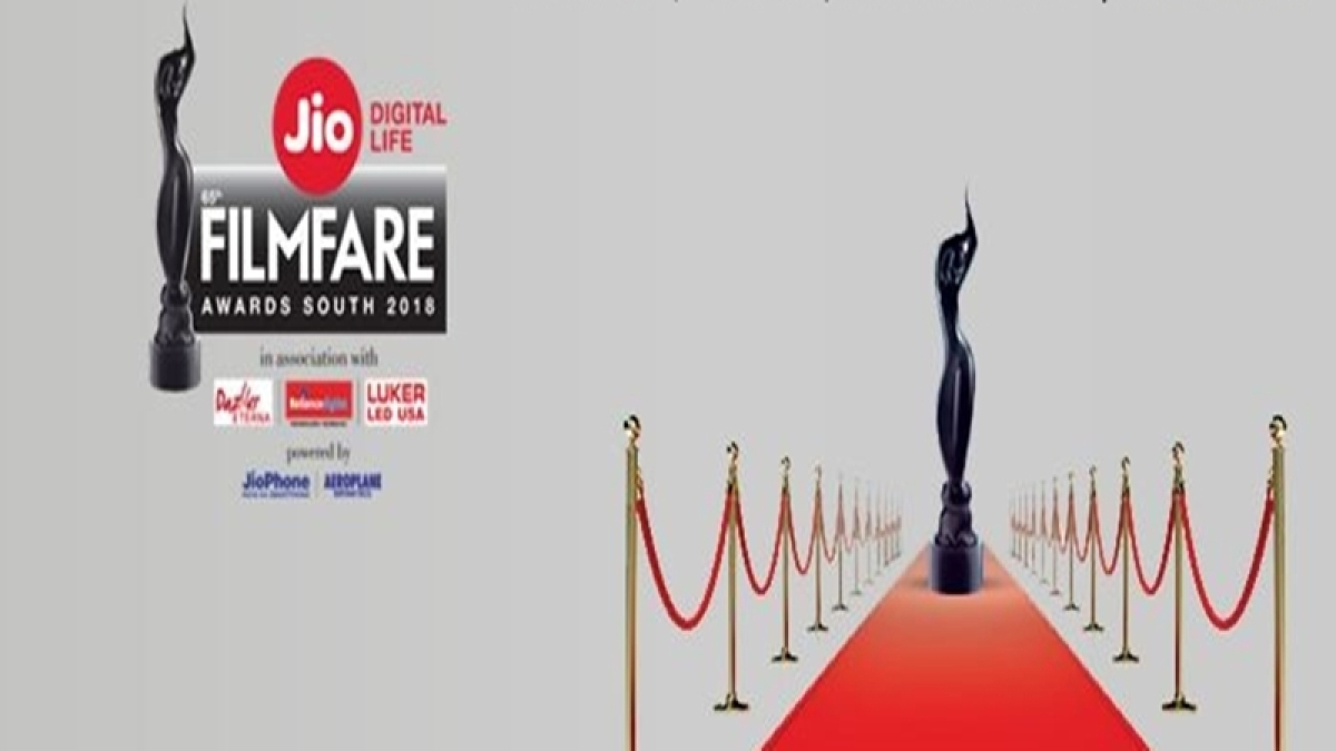 Filmfare Awards South 2018: Check out the complete winners list of South awards