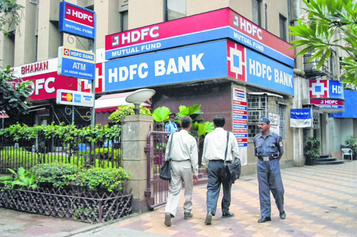 HDFC Bank Q4 net profit rises 15.4% to Rs 7,280 cr