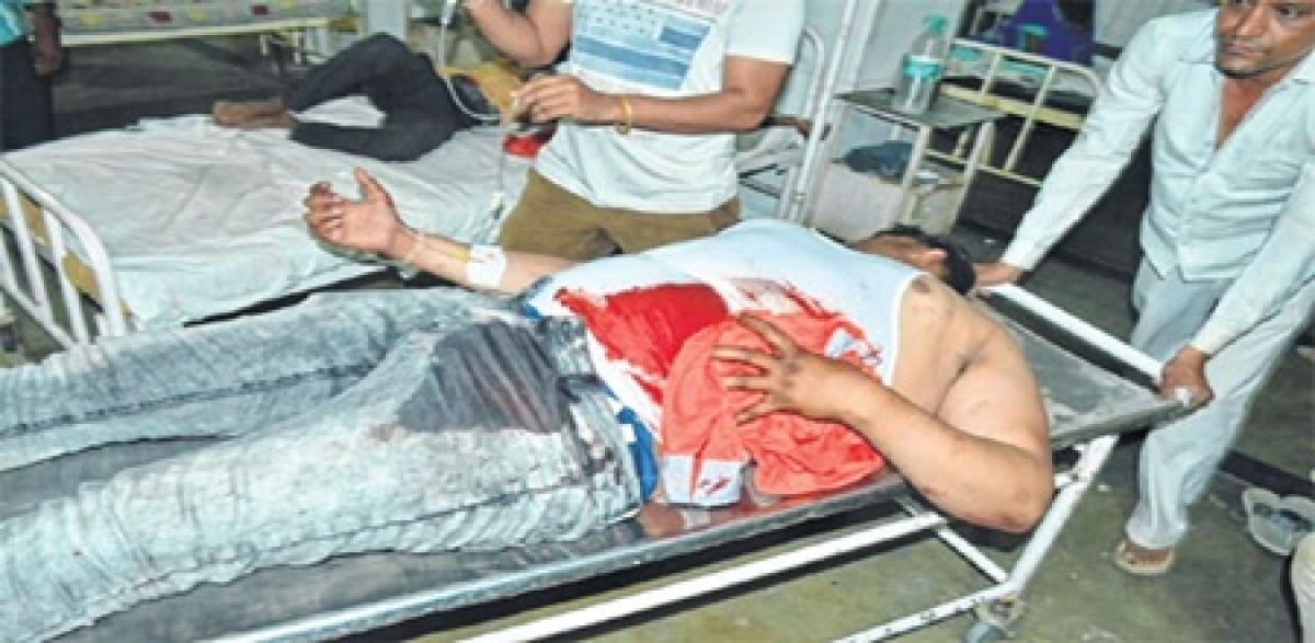 Ujjain: Hotel owner open fires, five injured in skirmish