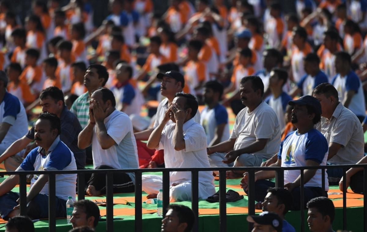 International Yoga Day 2018: Catholic nun in Kerala takes Yoga lessons, Bible verses together