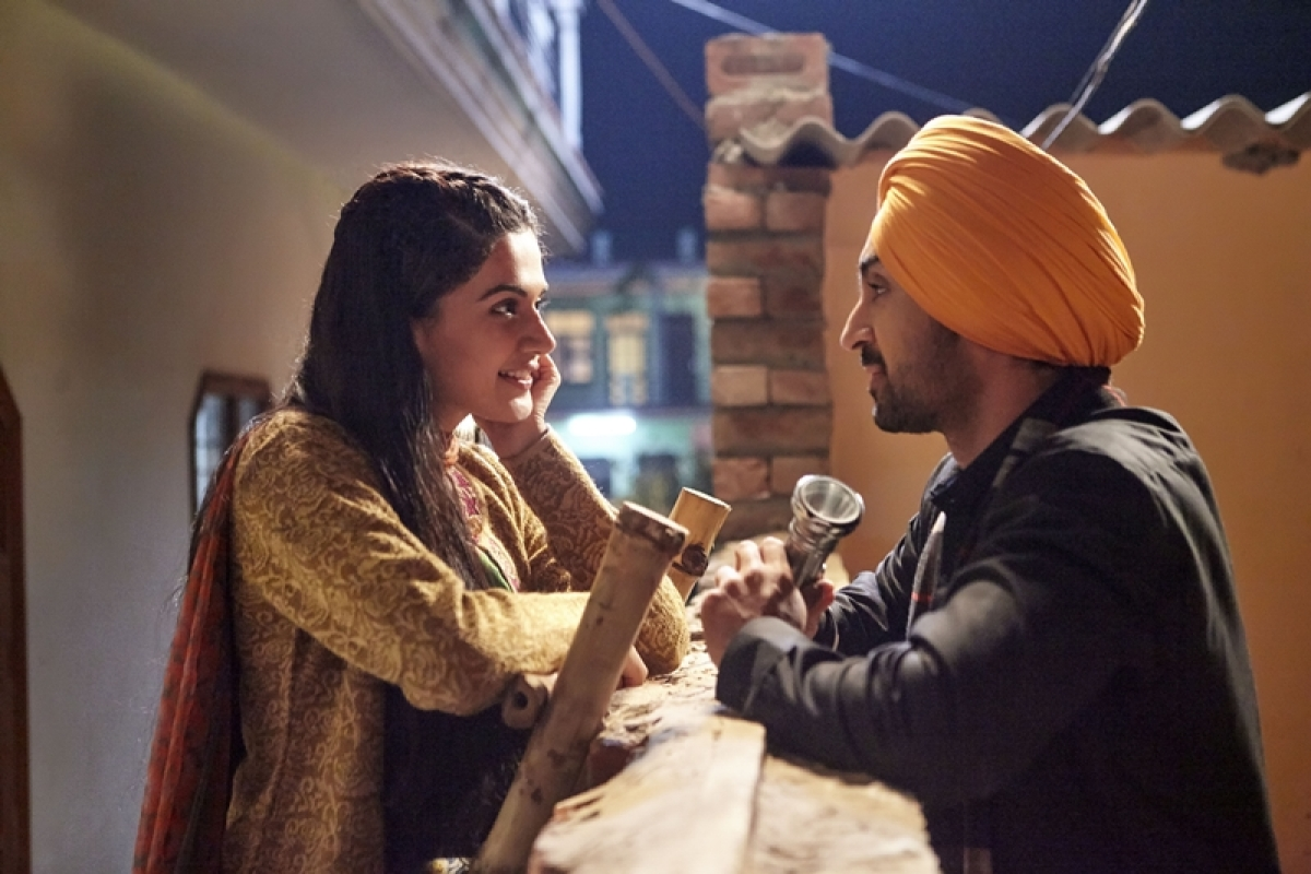 Soorma's romantic track sung by Diljit Dosanjh to release today
