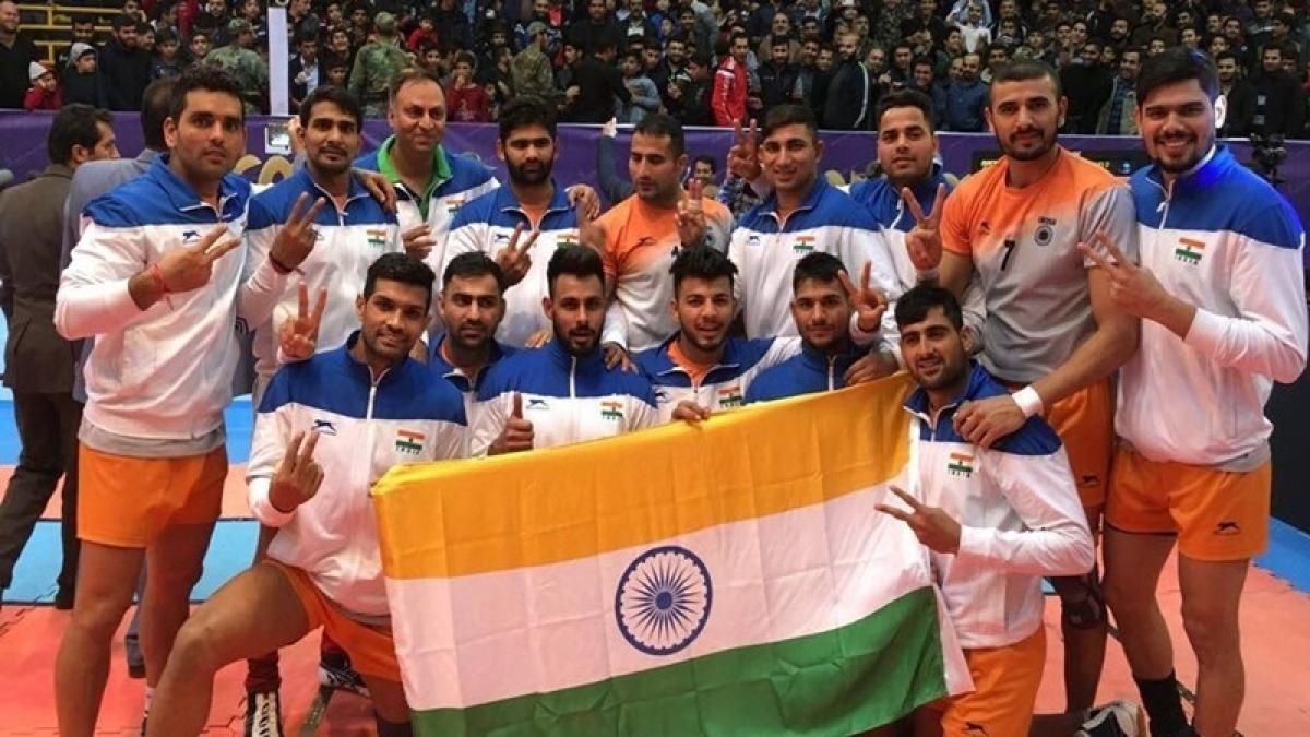 India, Pakistan set to lock horns in six-nation Kabaddi Masters in Dubai