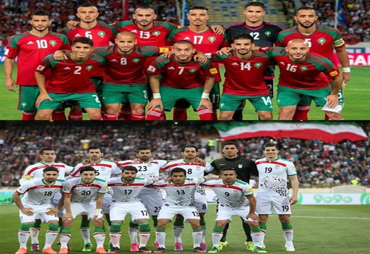 FIFA World Cup 2018 Match 3: Morocco vs Iran LIVE Blog