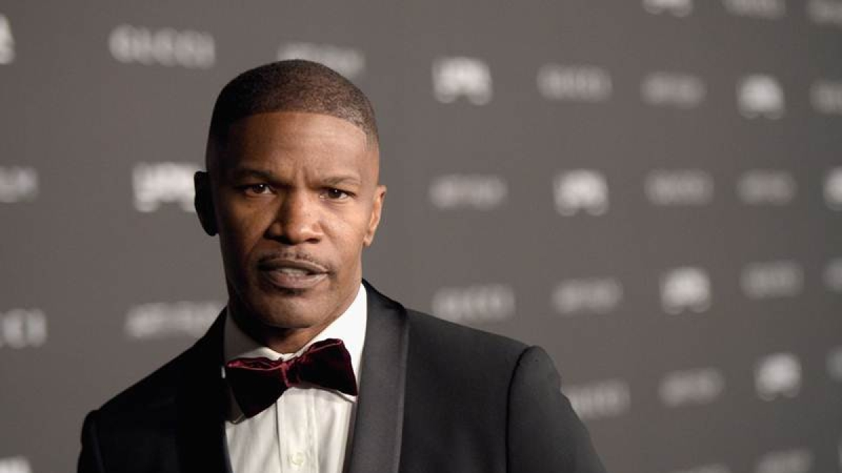 Jamie Foxx defends Jimmy Fallon over blackface controversy, says 'let this one go'