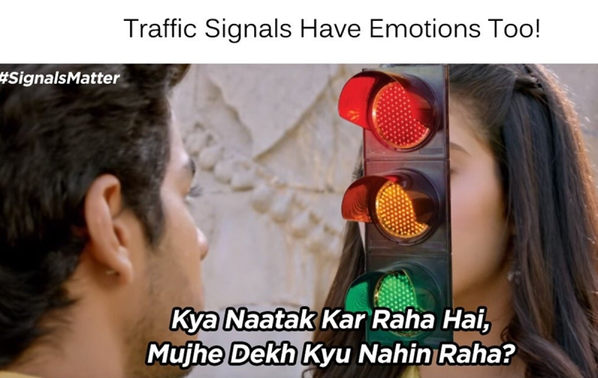Check Out! Mumbai Police uses Janhvi Kapoor's 'Dhadak' dialogue to promote road safety