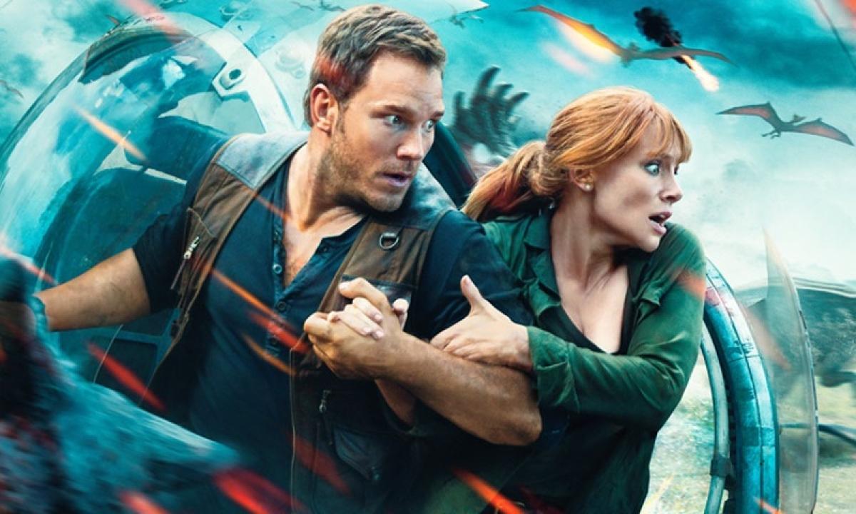 Jurassic World – Fallen Kingdom Movie: Review, cast, director