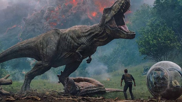 Jurassic World: Fallen Kingdom Indian box-office: Chris Pratt's film crosses 100 crore mark