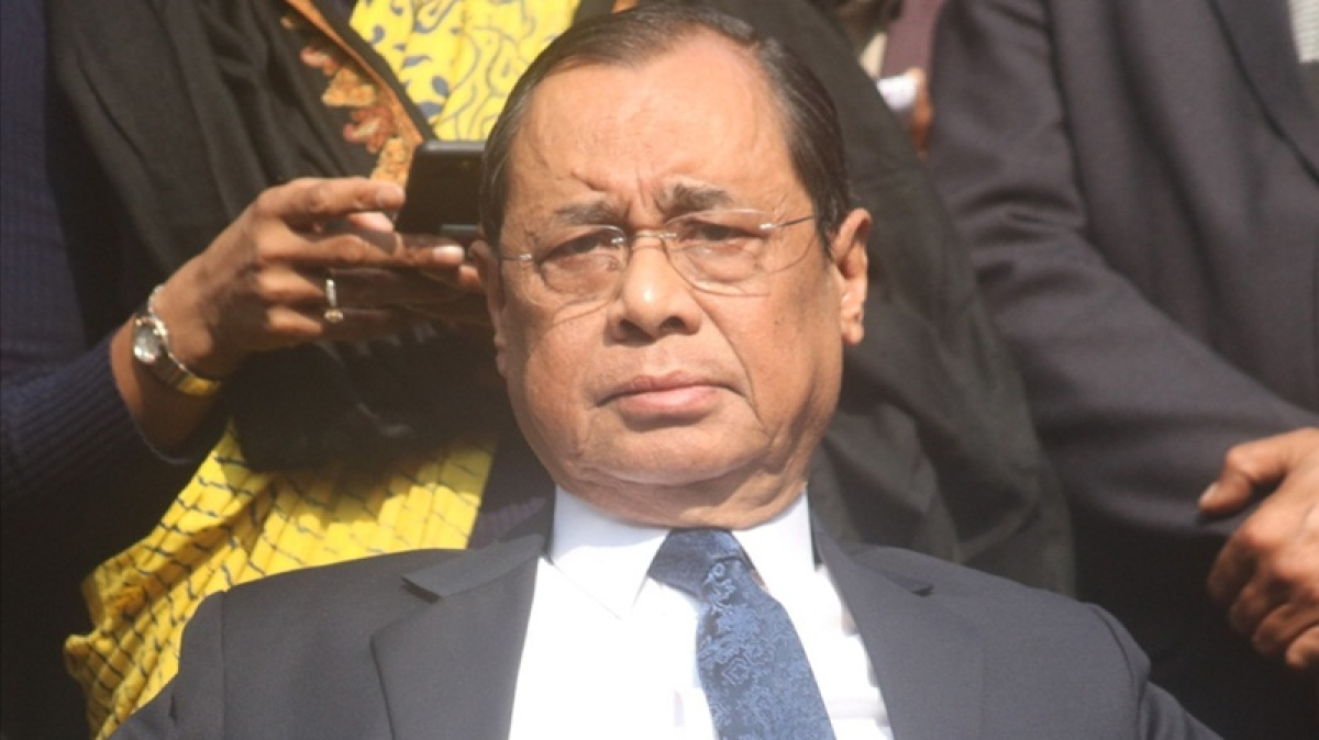 Charge cooked to stop CJI from hearing certain cases