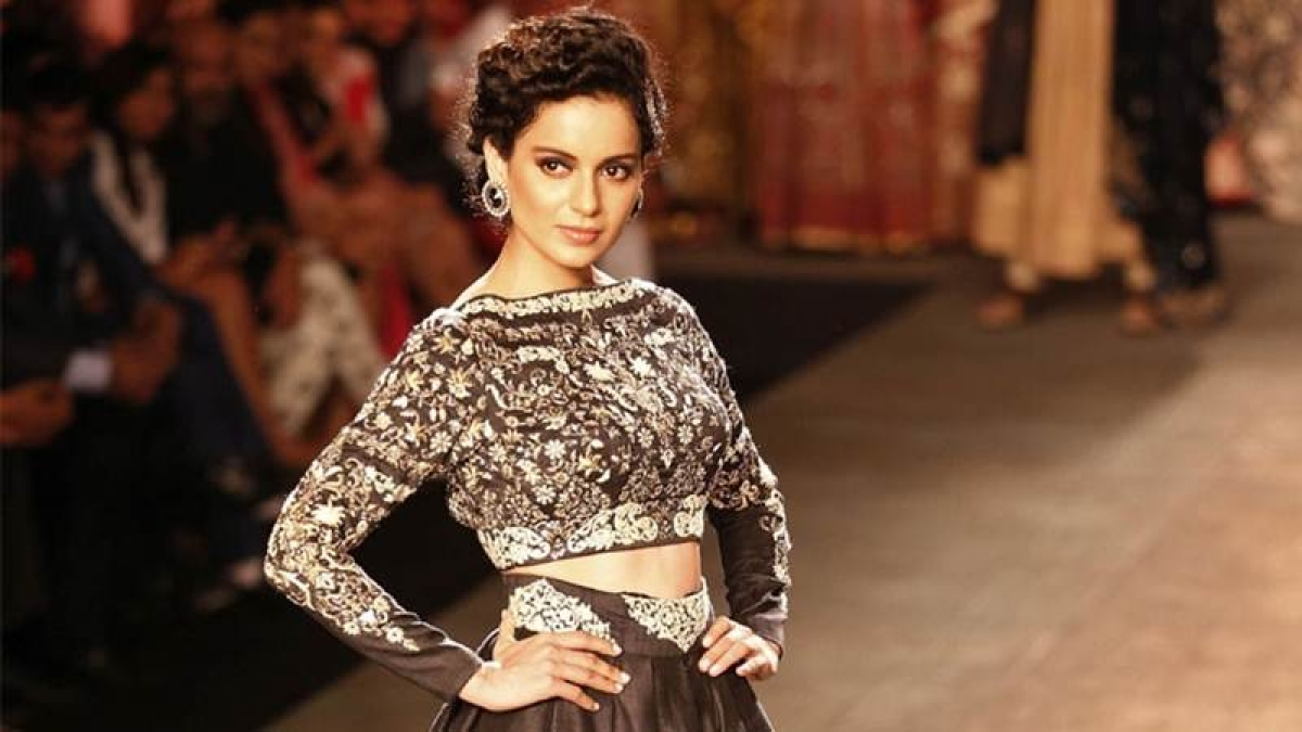 Kangana Ranaut becomes face of Vogue Wedding Show 2018